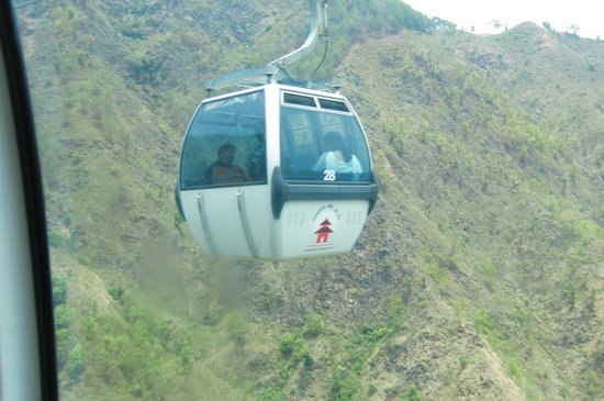 ‪Manakamana Cable Car‬