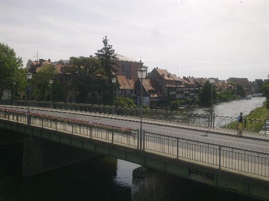 Tandem Hotel: Blick vom Zimmer auf Klein Venedig