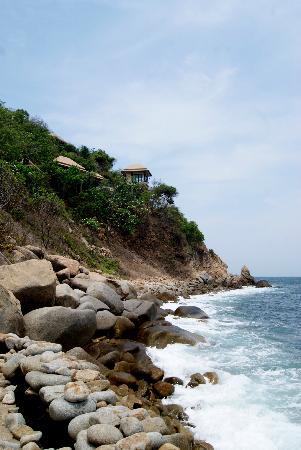 Banyan Tree Cabo Marques: Fantastic view
