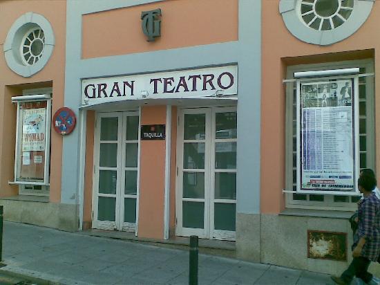 Gran Teatro-Caceres