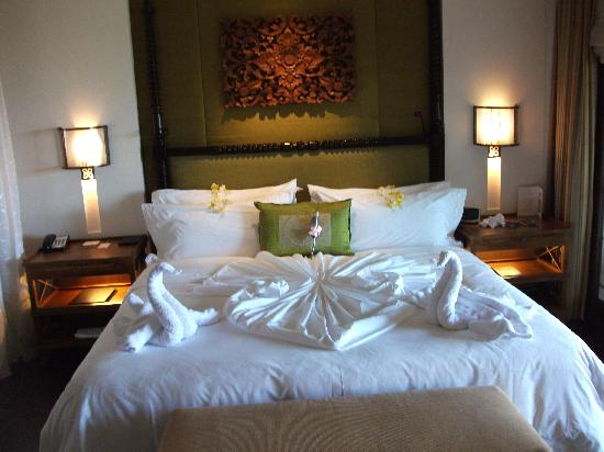 The St. Regis Bali Resort: Bedroom