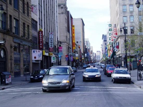 Μόντρεαλ, Καναδάς: la ville