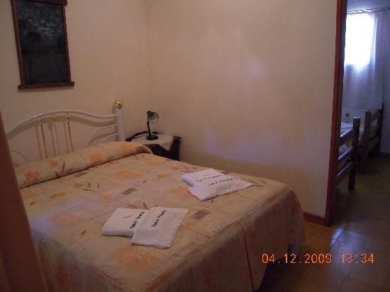 Atlantida, Uruguay: Unser Bett