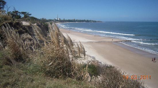 Atlántida, Uruguay: Ein kleiner Strandausschnitt