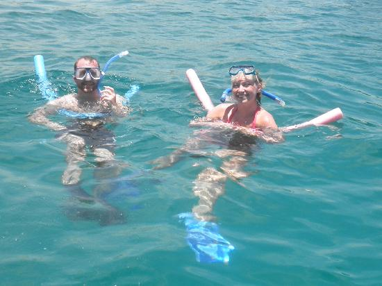 Day Sail Cabo: Snorkeling