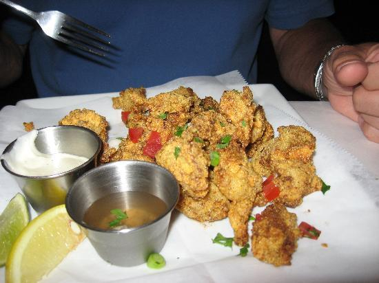 Spanish River Grill: Oysters