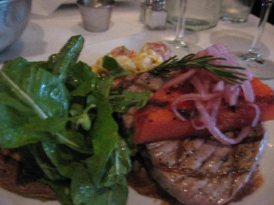 Spanish River Grill: Tuna