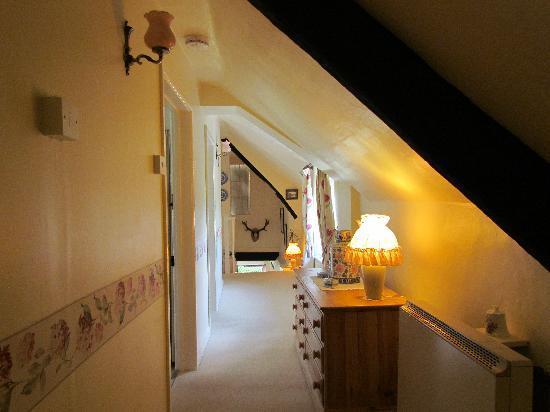 Tudor Cottage: Hallway
