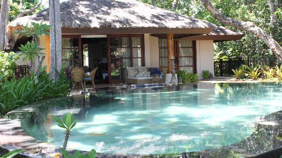 Shangri-La's Boracay Resort & Spa: pool inside our villa