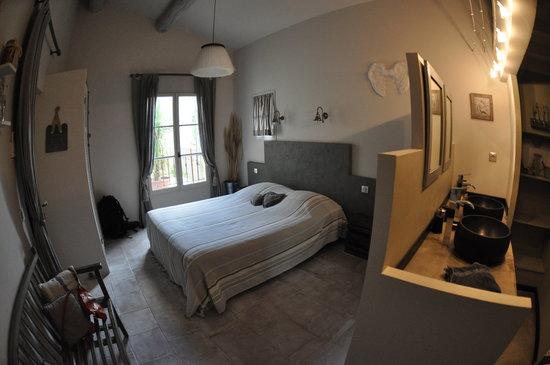 La Bastide des Anges: 'Les Olivades' Room