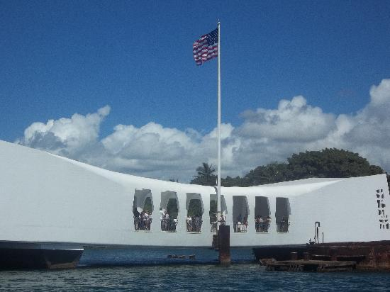 Honolulu, Hawaje: Pearl Harbor