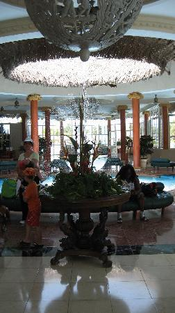 Iberostar Varadero: Reception area.