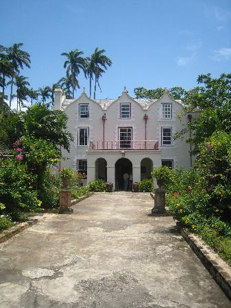Saint Peter Parish, Barbados: St. Nicholas Abbey Entrance