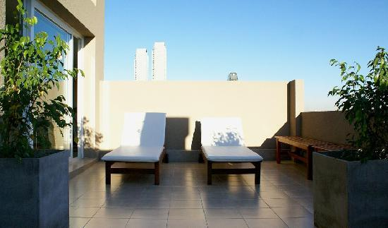 Palermo Place by P Hotels: Solarium
