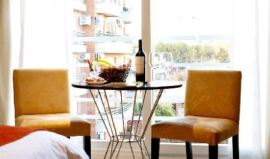 Palermo Place by P Hotels: Seating Area