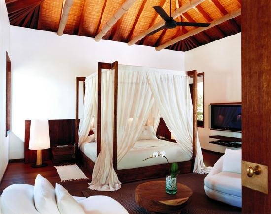 COMO Shambhala Estate: Retreat Villa Bedroom