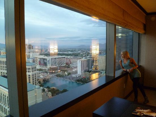 Excellent View Room 51014 Picture Of Vdara Hotel Amp Spa