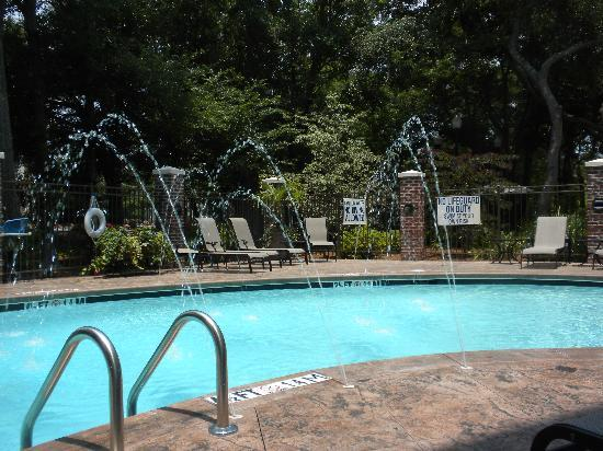 Holiday Inn Express Hotel & Suites Mt Pleasant-Charleston: Poolside