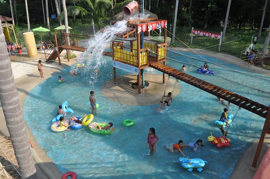 Lamai Beach, Thailand: Coco Splash Samui Waterpark