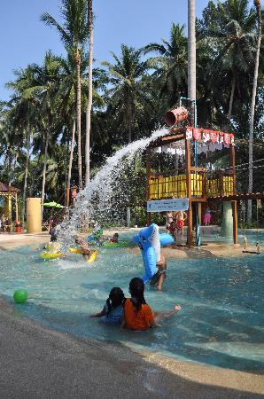 Maret, Thailand: Coco Splash Samui Waterpark