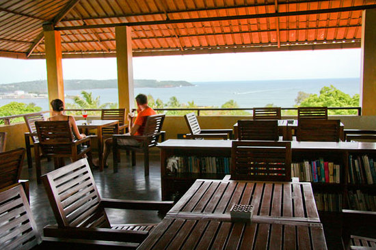Ladyhill Restaurant : Good hotel in Galle town