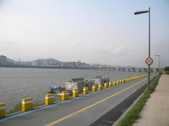 Parque Hangang: Han River