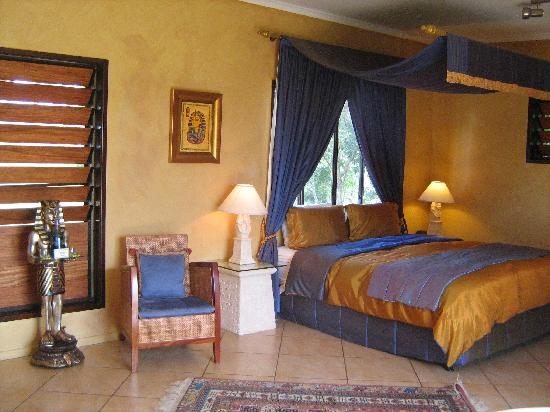Gumtree on Gillies Bed and Breakfast: Beautiful themed rooms