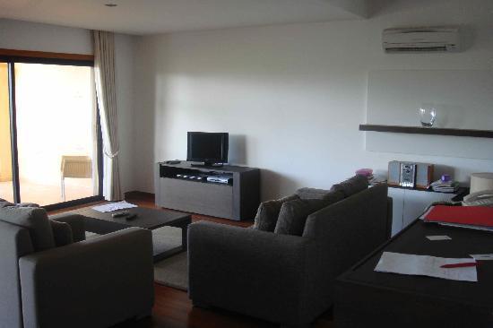 Hotel Baia da Luz: Living area