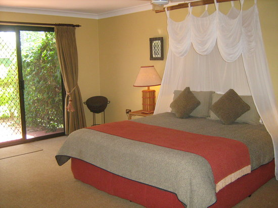 Gumtree on Gillies Bed and Breakfast: Kig-size beds