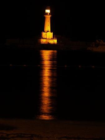 Jardines del Palacio Montazah: The lighthouse Montazah