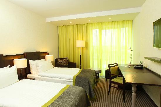 Ambassador Hotel & Suites Kaluga: Premium Twin room