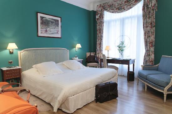 Carlton Hotel : chambre privilége