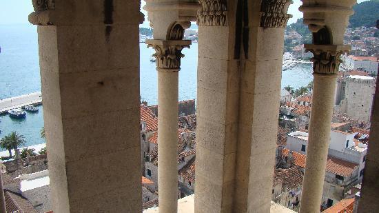 Guesthouse Vrlic: tour de la cathédrale