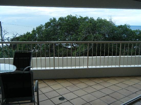 Costa Nova Holiday Apartments : Unobsstruced ocean view????