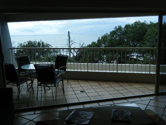 Costa Nova Holiday Apartments : Lovely lamp pole