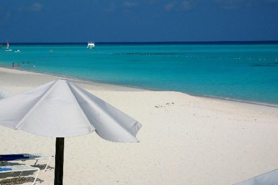 Club Med Columbus Isle: La plage de l'hôtel
