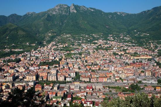 Кава-де-Тиррени, Италия: veduta di cava