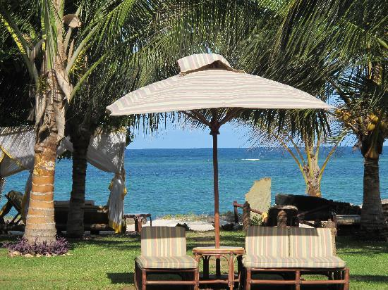 AfroChic Diani: Definitely a place to relax
