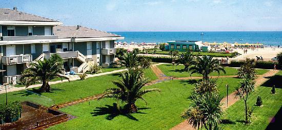 Silvi Marina, Italie : residence in zona piomba