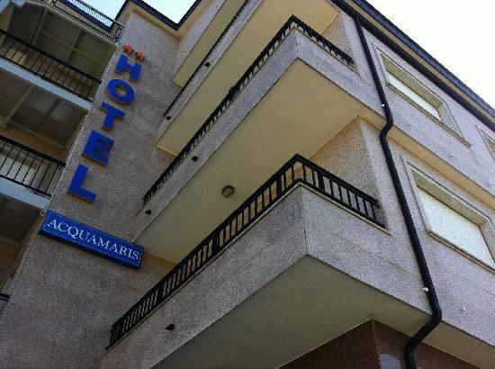 Acquamaris Hotel: Hotel