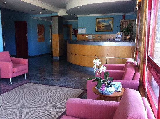 Acquamaris Hotel: Recepción / Hall