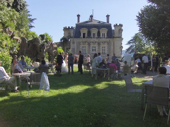 Chateau Clement : Mariage Mai 2011