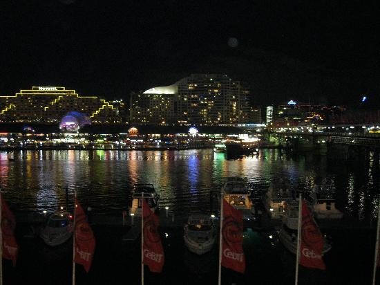 Adina Apartment Hotel Sydney, Harbourside: the view