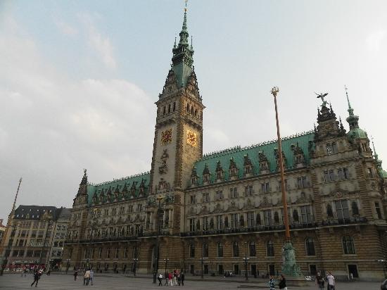 Town Hall: Hamburg Rathaus