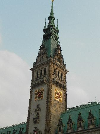Rathaus tower