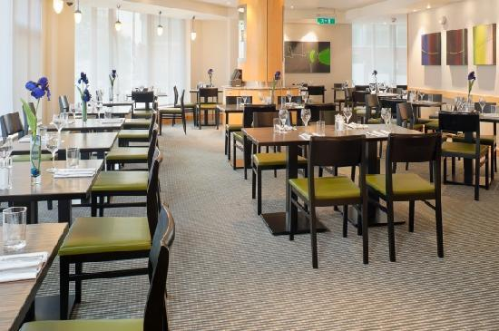 Holiday Inn London - Regent's Park: Start the day with an excellent Breakfast in the Restaurant