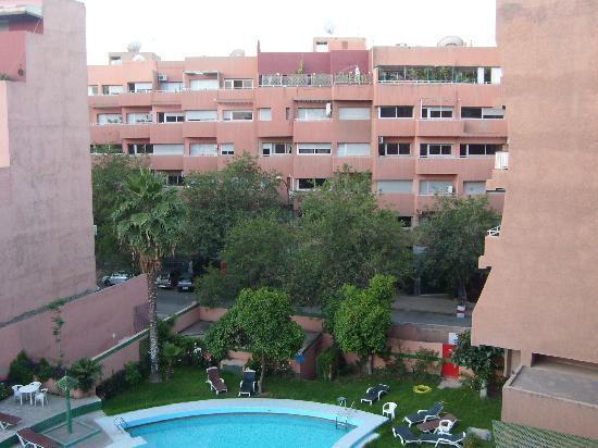 Piscine Picture Of Agdal Hotel Marrakech Tripadvisor