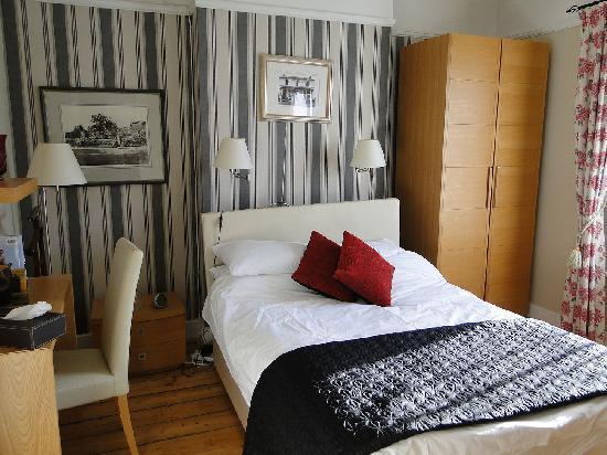 Cranmoor House: The double room