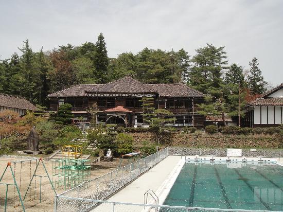 Takahashi, Japonya: 吹屋小学校