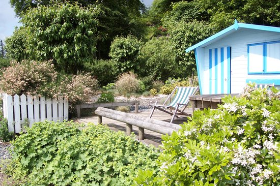 Caerau Uchaf Gardens